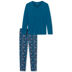 Schiesser Pyjama Set Fine Interlock Jungle Fever