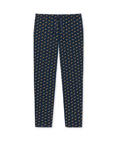 Schiesser Pyjamabroek Lang Animal Print