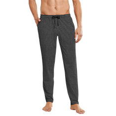 Schiesser Pyjamabroek Mix + Relax Zwart