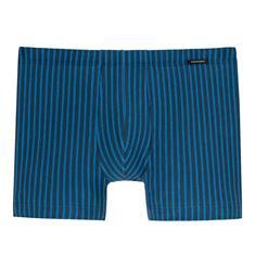 Schiesser Short Basics Blauw