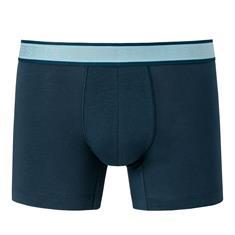 Schiesser Short Lang Selected! Premium Donkerblauw