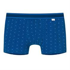 Schiesser Short Selected! Premium Blauw