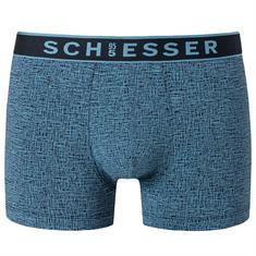 Schiesser Shorts Bedrukt 95/5