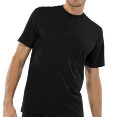Schiesser T-shirt American Zwart