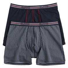 Sloggi Men Match Short C2P Blauw