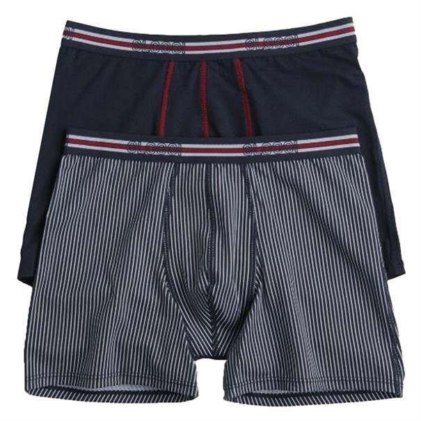Sloggi Short Match 2-pack Donkerblauw