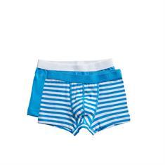 ten Cate Boxershort Boys 2-Pack Blauw