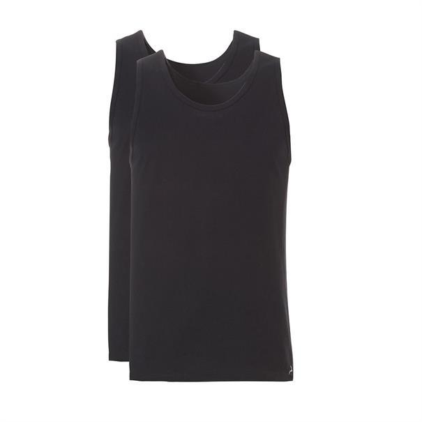 ten Cate Hemd Basic 2-Pack Zwart