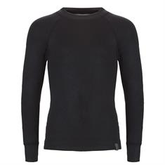 ten Cate Longsleeve Thermo Kids Zwart