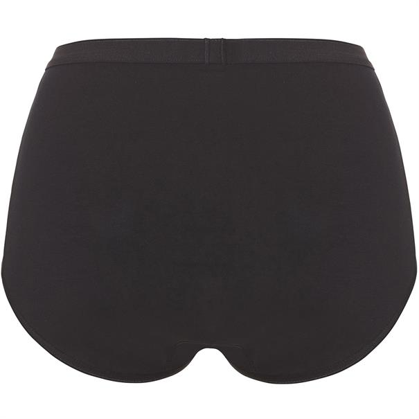 ten Cate Maxi Slip Cotton Control Zwart