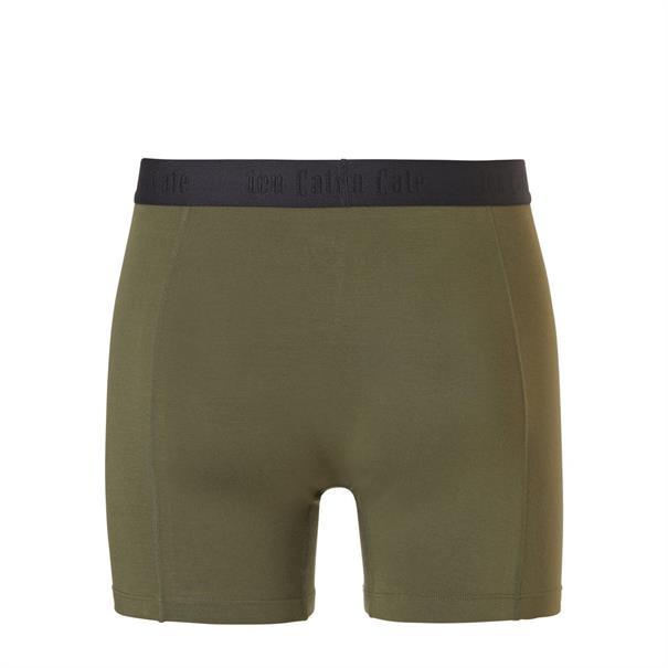 ten Cate Short Bamboo Basic 2-Pack Groen