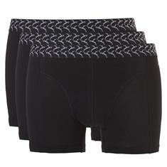 ten Cate Short Lang Basic 3-Pack Zwart
