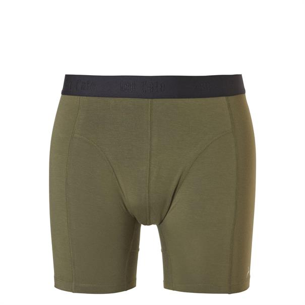 ten Cate Short Long Bamboo Basic 2-Pack Groen