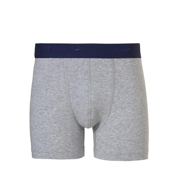 ten Cate Shorts Boys Basic 2-Pack Grijs