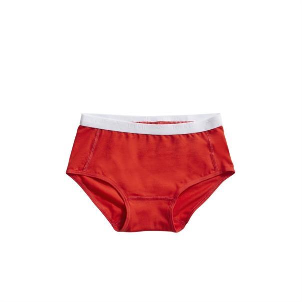 ten Cate Slip Girls Basic 2-Pack Rood
