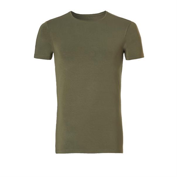 ten Cate T-shirt Bamboo Basic Groen