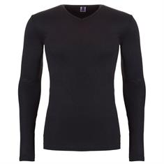 Ten Cate Thermoshirt Basic V-neck Zwart