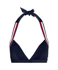 Tommy Hilfiger Bikinitop Halter Signature Triangel