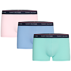 TOMMY HILFIGER Boxershorts Stretch 3-Pack Mint