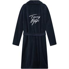 Tommy Hilfiger Duster Blauw