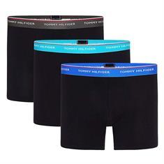 Tommy Hilfiger Shorts Effen 3-pack