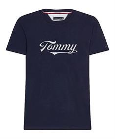 Tommy Hilfiger T-shirt Seersucker