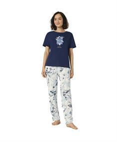 Triumph Pyjama Set Lounge-Me Cotton